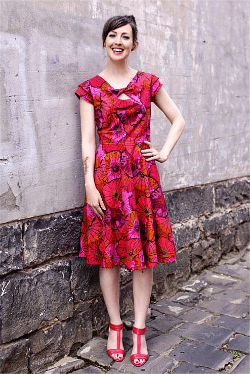 Lotus Dress #1