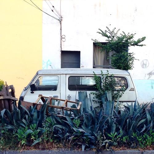 Subaru 600 Van - Santiago, Chile