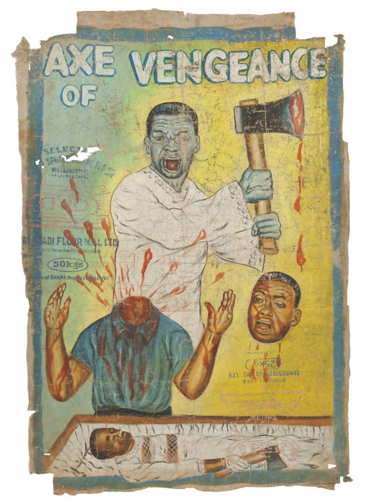 Primitive Explorer: African Movie Posters