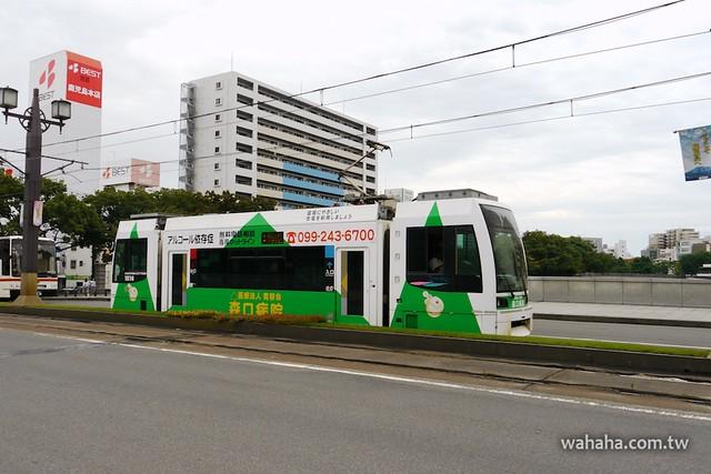 鹿児島市交通局1000形電車