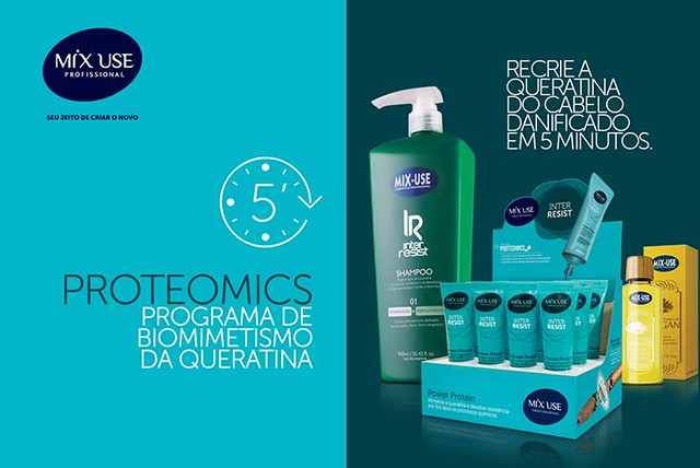 Programa Proteomics - MIX USE