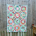 Octastring quilt by Reene@Nellie's Niceties
