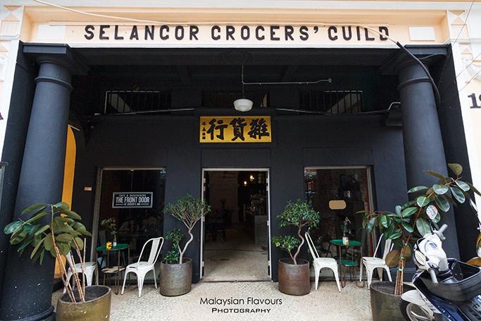 The Front Door Cafe Grocers Inn Jalan Sultan