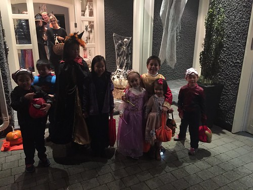 Trick or Treat in West Vancouver