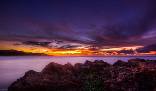 hawaii golden oahu hour