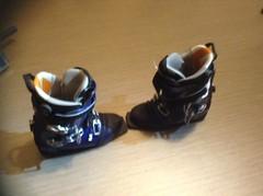 telemarkové boty Black Diamond Seeker vel. 29mondo - titulní fotka