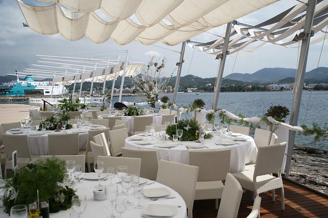 Savannah Ibiza, sunset weddings