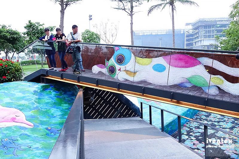 07刀口力台南善化南科幾米裝置藝術小公園