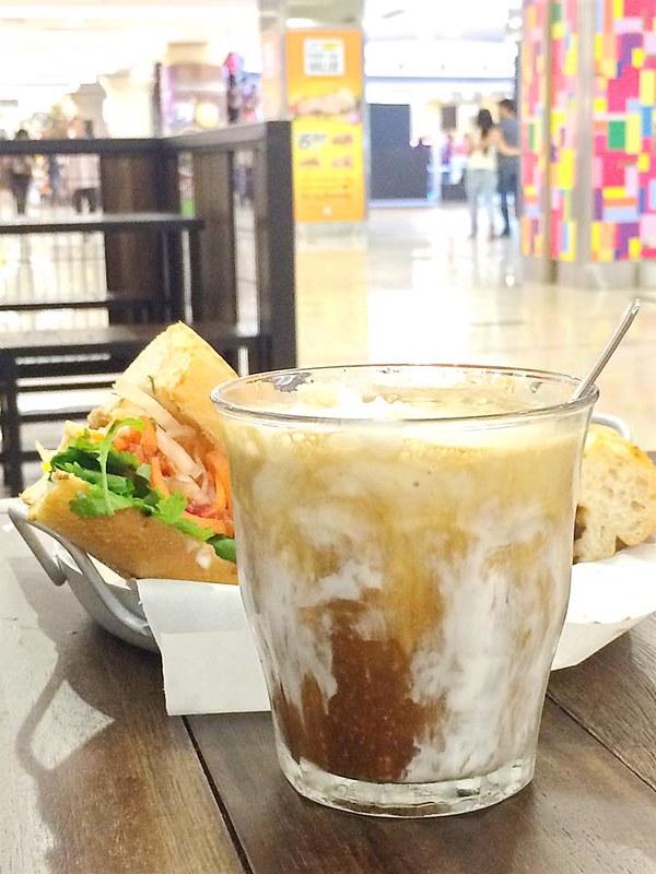 obahmi - coconut milk coffee