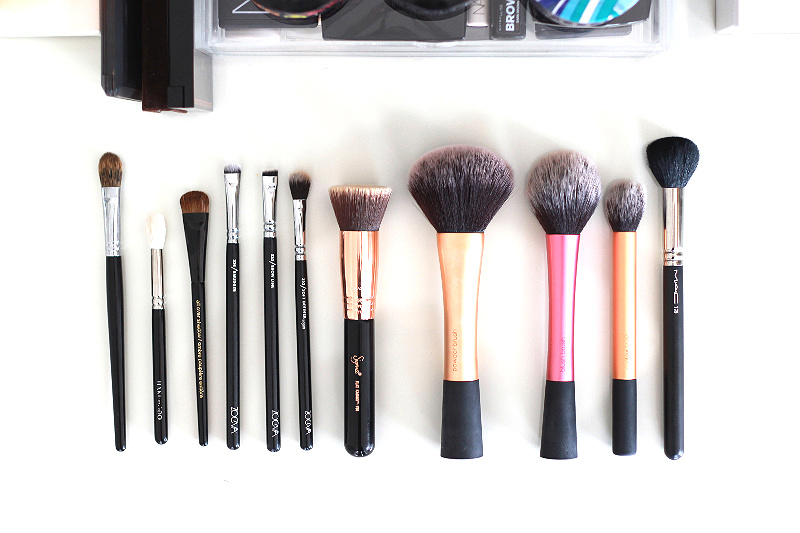Makeup Brushes Starter Kit