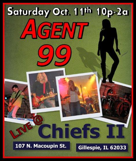 Agent 99 10-11-14