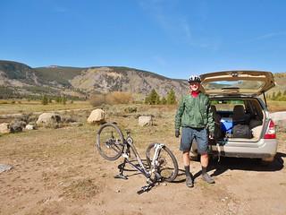 Camp Hale - Colorado Trail Head