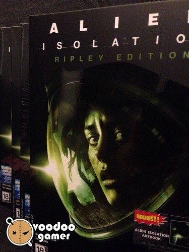 Alien Isolation Ripley Edition 3