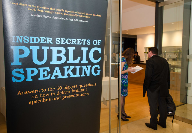 'Insider Secrets of Public Speaking'.