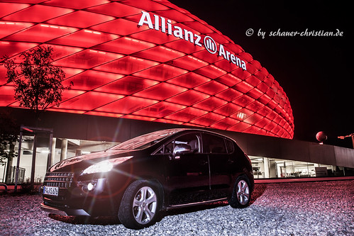 Allianz Arena – Dahoam is Dahoam
