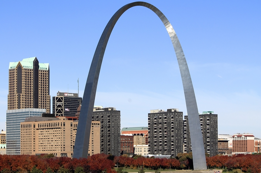 Missouri - Arche a Saint Louis