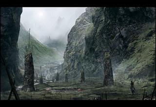 Дневники разработчиков Hellblade — создание игрового мира