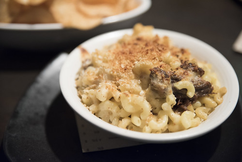 Short Rib Mac & Cheese Mac, Jasper's Corner Tap and Kitchen, San Francisco