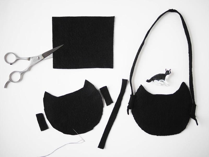 Babiekins Magazine   DIY cat kit by La maison de Loulou-g