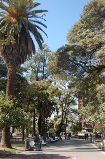Plaza Independencia, Tucumán