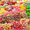 Candy Piles in La Boqueria