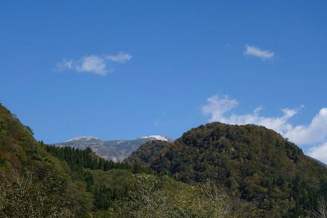 白山パノラマ展望台