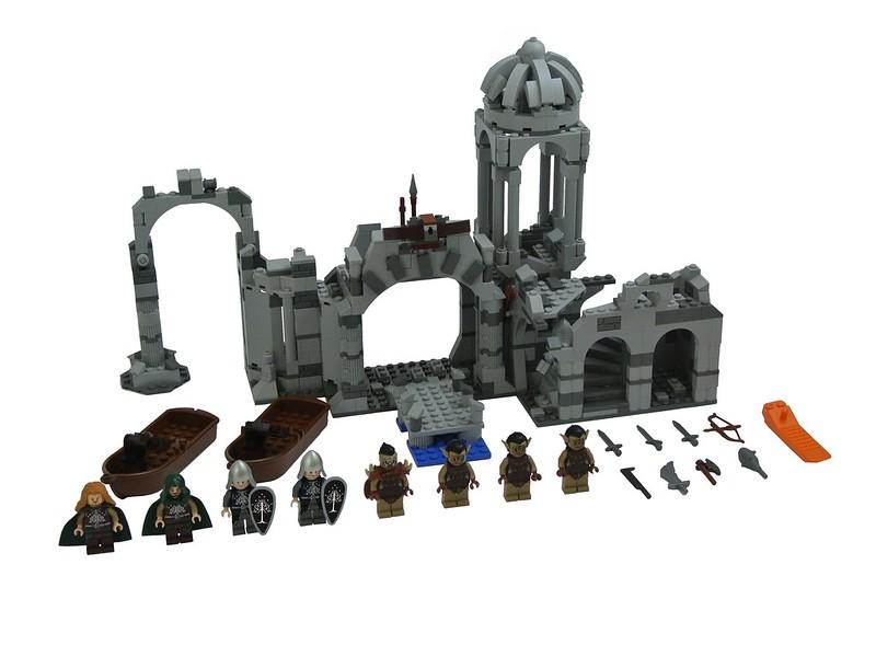 Lego Ideas Battle Of Osgiliath Doctor Brick