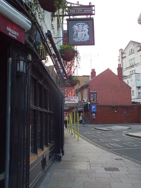 Empty Walls 2014: Dale Grimshaw first location