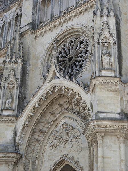 détail cathédrale