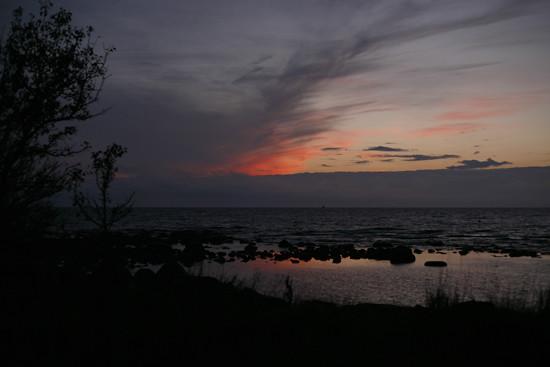 Gotland oktober, liten