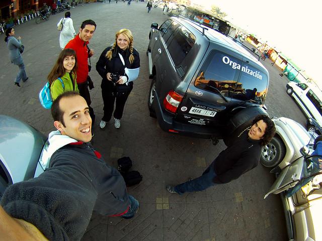 Todos con Moha, de Viaje en Marruecos, nuestro guía por Marruecos