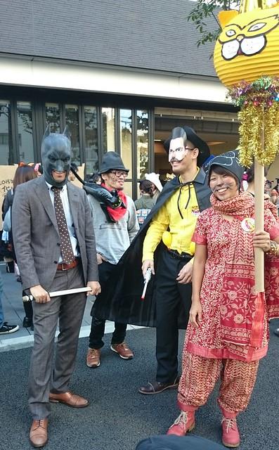 Kaguraza Bakeneko Cat Parade