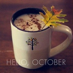 #October #season #beauty #love