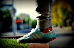 "Adidas Hamburg ""Frost Blue"""