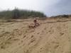 dune sliding