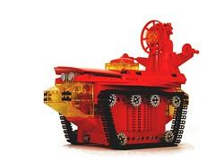ZORG Light Tank - (4)