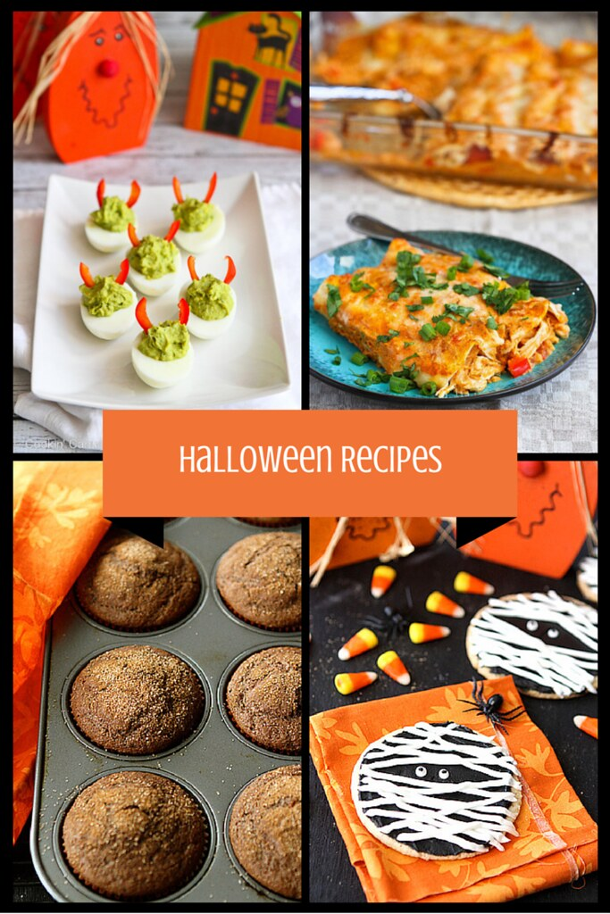 awesome halloween savory sweet recipesperfect for parties pre trick - Halloween Savory Recipes