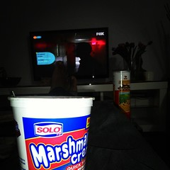 NW-RUSH  #Solo,sMarshmallowCreme #WeekendsDayout #Chilling #EatingJunkFoods #GettinStoned&Baked