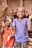 Konso Children, Ethiopia