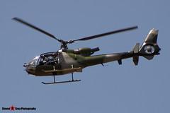 XZ294 X - WA1508 - Army Air Corps - Aerospatiale Westland SA-341B Gazelle AH1 - Fairford RIAT 2006 - Steven Gray - CRW_0333