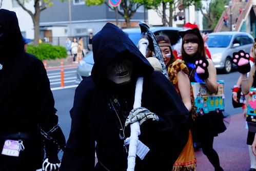 Kawasaki Halloween parade 2014 50
