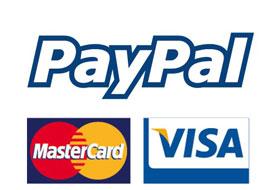 จ่ายเงินด้วยบัตรเครดิต ผ่าน Paypal ซื้อเบอร์มงคล เบอร์สวยรับโชค