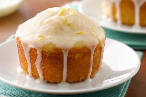 Orange muffins - Bake-Off