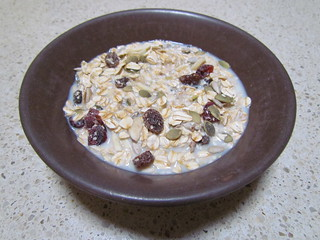 Monday Morning Muesli