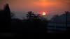 Sunrise in Onesti, Romania