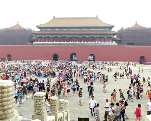 Beijing-Cité Interdite-Porte du Midi (10)