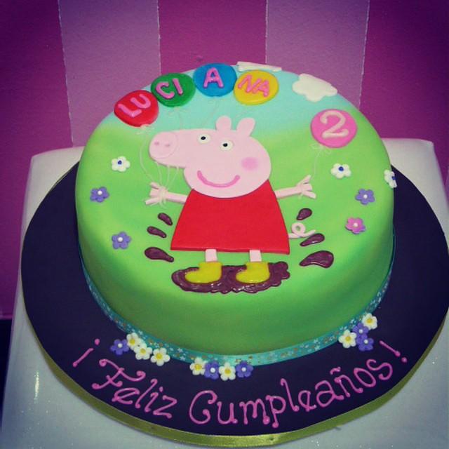 George F Cake Company