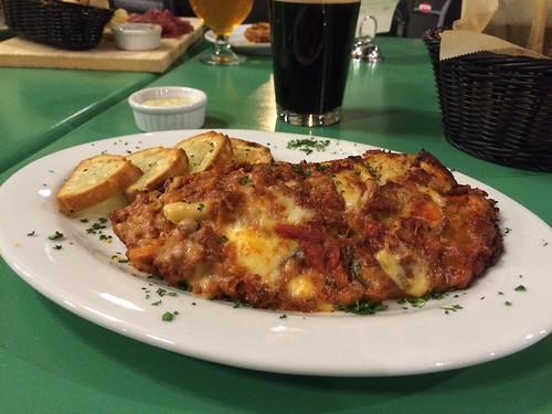 Ploughshare lasagna