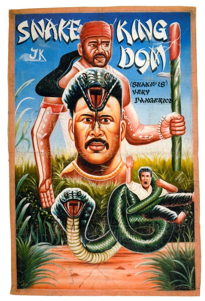 Snake King Dom