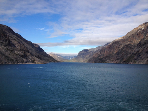 Greenland Prince Christian Sound